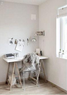 Home Office Inspiration - The Stylist Splash