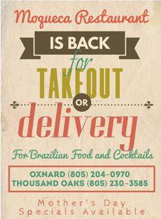 Moqueca Restaurant, Oxnard, Thousand Oaks New Homes, Restaurant, Day, Food, Diner Restaurant, Essen, Meals, Restaurants, Yemek