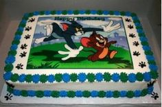 http://www.shop2vijayawada.com/tom-and-jerry-photo-cake.htmlSend This Delicious Amazing Tom & Jerry Cake Through Shop2Vijayawada and Express Your Sweet Love Towards Your Dear Ones on Any Celebration. Send this to Your Little Buddies and Make Them Happy.