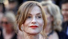 isabelle huppert - Google Search Isabelle Huppert, Silver Hair, Older Women, Cannes, Fashion Models, Cinema, Actors, Female, Inspirational