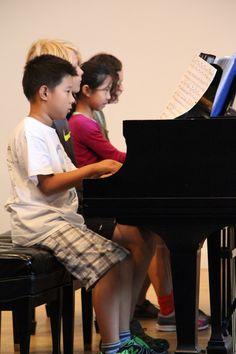 SummerDayMusic piano students rehearse for each other. Piano, Students, Music, Youtube, Summer, Summer Time, Pianos, Muziek, Musik