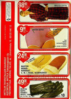 Pupuleipomo: Anttilan kuvasto, joulukuu 1981