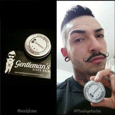 Here is our instagram winner for the Gentlemans Giveaway @sadglass That is an awesome mustache! #beard #beards #beardoil #beardbalm #bearded #beardlife #beardnation #beardgang #beardsofinstagram #mustache #moustache #mustachewax #handlebarmustache #mensgrooming #facialhair #gentleman #gentlemen #dapper #beardcomb #beardconditioner #beardcare #menshair #mensfashion Handlebar Mustache, Mustache Wax, Moustache, Beard Conditioner, Beard Balm, Men's Grooming, Facial Hair, Beards, Dapper