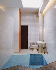 Alcove, Bathrooms, Tile, Bathtub, Interior, Standing Bath, Mosaics, Bathroom, Indoor