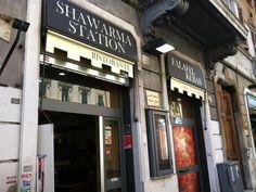 Shawarma Station halal restaurant - Rome , Italy