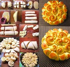 Festive Bread - HowToInstructions.Us