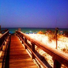 Headed to the beach (Fort Walton Beach, Florida), May 2012