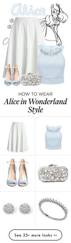 """Alice"" by alyssa-eatinger on Polyvore"
