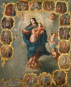 Pintura Novohispana, Miguel Cabrera