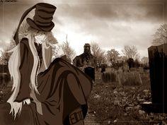 Black Butler ~~ Photo manipulation :: The Undertaker