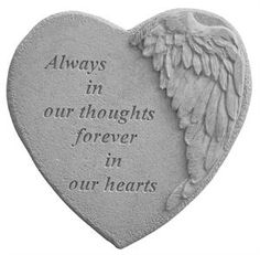 Always and Forever! #Memorials