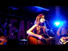 Sounds so good live. That voice.   Kacey Musgraves - I Miss You (live) - Whelans, Dublin - 11-10-2013 - YouTube