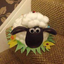 sheep easter hat bonnet hand made shaun