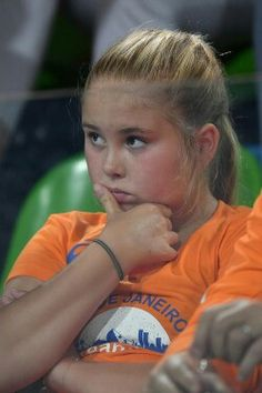 Princess Catharina-Amalia is seen after team of the Netherlands lost the Women's Gold Medal Match against Great Britain  on Day 14 of the Rio 2016 Olympic Games at the Olympic Hockey Centre on August 19, 2016 in Rio de Janeiro, Brazil.