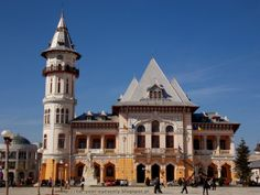 Buzau, Romania Caligraphy, True Beauty, Notre Dame, Places To Visit, Mansions, Country, House Styles, City, World