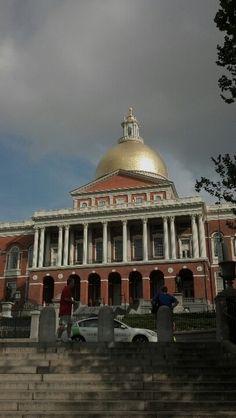 State Building, Boston Mass