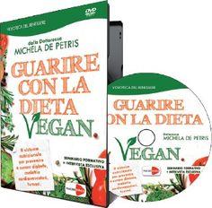 La Medicina naturale e alternativa fà passi da gigante con la Dieta VeganGrazie alla Dott.ssa Michela De Petris oggi si può guarire da diabete, malattie cardiovascolari, e tumori. Ma...