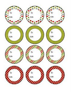 Christmas Labels Free Printable Also Some Subway Art Printables Gift Tags