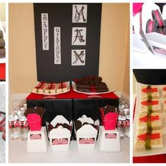 Ninja Karate Birthday Bash {Boy or Girl Party Ideas} - I soooooo want to do this