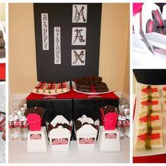 Ninja Karate Birthday Bash {Boy or Girl Party Ideas} - I soooooo want to do this