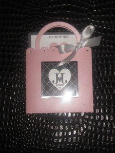 Divalicious Double Initial Handbag by TheCoutureInviteDiva on Etsy, $5.50