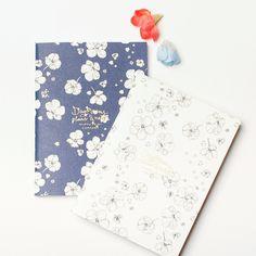 "Nuppu Print Company Small Notebook ""Lumipallo"""