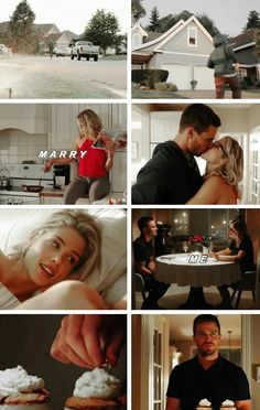 Will you marry me #arrow #Olicity
