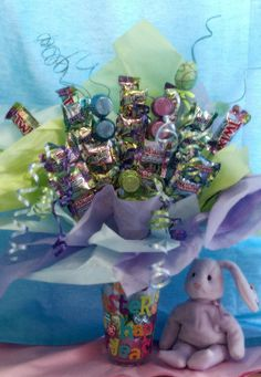 Easter Candy Bouquets  Starting at $19.95!