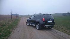 Dacia Duster rear led lights