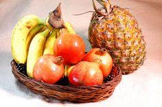 Fruits in a Basket 2 by debapanee  IFTTT 500px