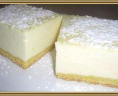 Tvarožník (plovoucí) Czech Recipes, Russian Recipes, Marshmallows, Flan, Cheesecakes, Nutella, Sweet Recipes, Panna Cotta, Food And Drink