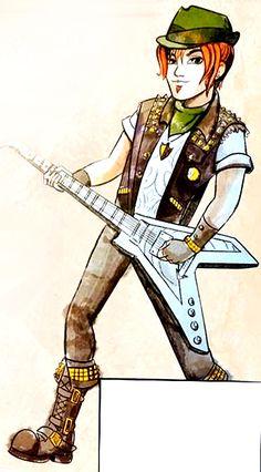 Sparrow hood son of Robin Hood