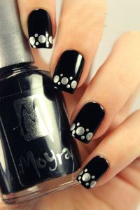 Try some of these designs and give your nails a quick makeover, gallery of unique nail art designs for any season. The best images and creative ideas for your nails. Get Nails, Fancy Nails, Trendy Nails, Love Nails, Chic Nails, Classy Nails, Prom Nails, Do It Yourself Nails, Gel Nagel Design