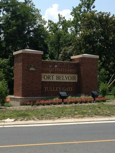 Fort Belvoir in Fort Belvoir, VA The great PX in the sky.
