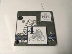 Carte anniversaire Scissors, Cards, Craft