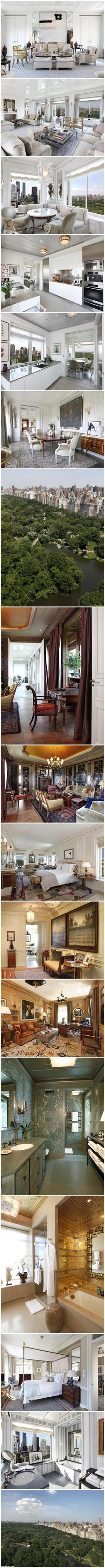 50 Central Park South exceptional elegant luxury property