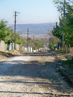 Moldova. The lessons i've learned from the streets I've walked.