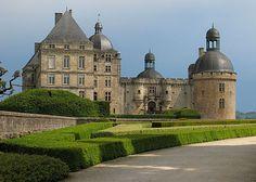 Château de Hautefort - Prince Henry's castle in Ever After: A Cinderella Story.