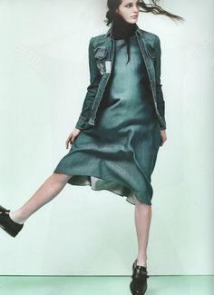 """My Denim Space"" - Sportswear International"
