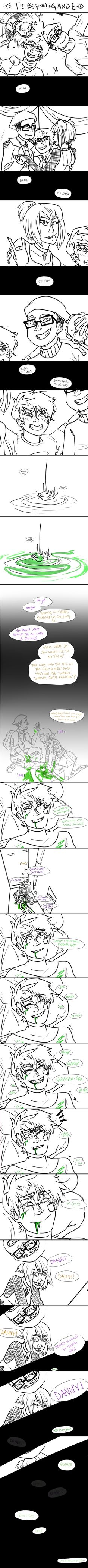Beginning and Ending by claucksie.deviantart.com on @DeviantArt *clutches chest* my heart can't take it