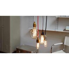 DEPARSO brass lamp - Chrome | selekkt.com