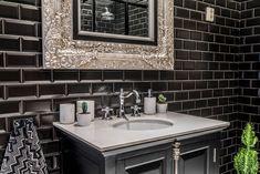 bad nummer 2: ferdig - Caroline Berg Eriksen Sink, Bad, Home Decor, Modern, Sink Tops, Vessel Sink, Decoration Home, Room Decor