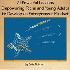 A great read for teens and young adults with business ideas.