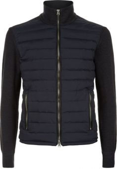 Tom Ford SPECTRE knitted sleeve bomber jacket - Yahoo Image Search Results