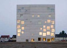 Zollverein School of Management and Design/SANAA. Essen,Germany