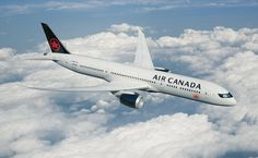Air Canada Unveils New Livery
