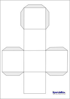 Blank dice template-I've been looking for this.