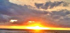 Pôr do Sol, num dia frio de Outono @ Vila Nova de Gaia.