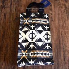 PENDLETON Tote Bag Patterned Geometric Picnic MiniNWT.  Size: OS