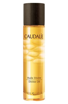 Caudalie divine oil - this stuff smells amazing and makes skin so soft.